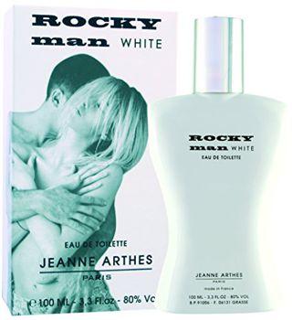 ジャンヌ・アルテス ジャンヌアルテス JEANNE ARTHES ロッキーマン ホワイト EDT SP 100ml 香水 フレグランスの画像