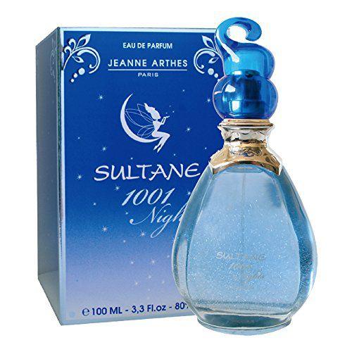 ジャンヌ・アルテスのスルタンナイト オードパルファン ライチとローズのファンタジックでラブリーな香り 100mlに関する画像1