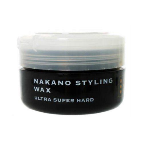 ナカノのナカノ スタイリング ワックス 6(ウルトラスーパーハード) 90gに関する画像1