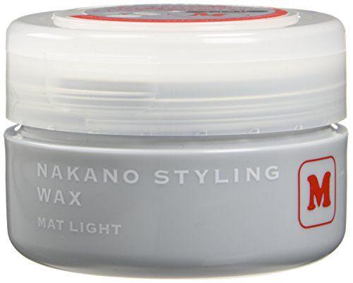 ナカノのナカノ スタイリング ワックス M (マットライト) 90gに関する画像1