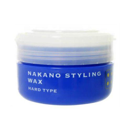 ナカノのナカノ ワックス スタイリング ワックス4 ハードタイプ 90gに関する画像1