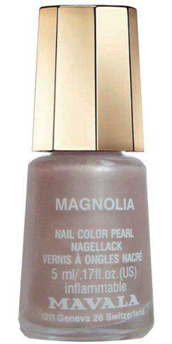 マヴァラ MAVALA マヴァラ ネイルカラー 329 マグノリアの画像