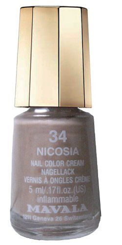 マヴァラ MAVALA マヴァラ ネイルカラー 34 ニコシアの画像
