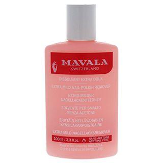 マヴァラ マヴァラ ネイル ポリッシュ リムーバー マイルド ( 100mL )/ マヴァラ(MAVALA)の画像