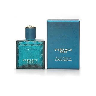 ヴェルサーチ ヴェルサーチ VERSACE エロス EDT 5ml ミニ香水 ミニチュアの画像
