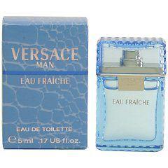 ヴェルサーチ ヴェルサーチ VERSACE ミニ ヴェルサーチ マン オー フレッシュ 5ml EDT BT あすつく 香水の画像