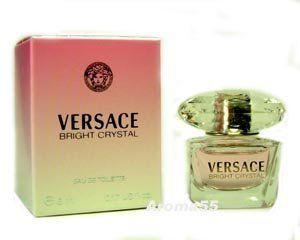 ヴェルサーチ ヴェルサーチ VERSACE ブライト クリスタル EDT 5ml ミニ香水 ミニチュアの画像