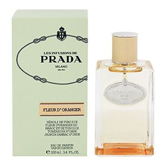 ブラウン プラダ PRADA インフュージョン ドゥ フルールドランジェ EDP・SP 100ml 香水 フレグランスの画像
