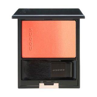 スック ピュア カラー ブラッシュ 08 桃橙 7.5gの画像