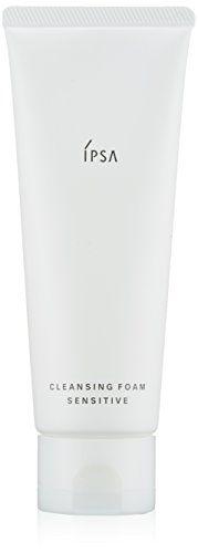 イプサ クレンジングフォーム センシティブ 125gの画像