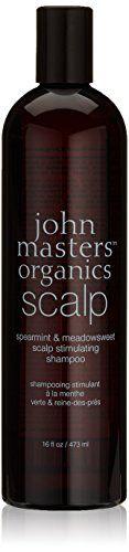 ジョンマスターオーガニック ジョンマスターオーガニック (スリムビッグ) S&M スキャルプシャンプー(スペアミント&メドウスイート) 473ml john masters organicsの画像