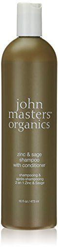 ジョンマスターオーガニック ジョンマスターオーガニック (スリムビッグ) ジン&セージコンディショニング シャンプー(Z&Sコンディショニングシャンプー) 473mlの画像