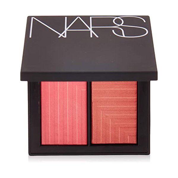 NARSのデュアルインテンシティーブラッシュ 5501 シマリングビビッドフクシア/シマリングオレンジピンク 6gに関する画像1