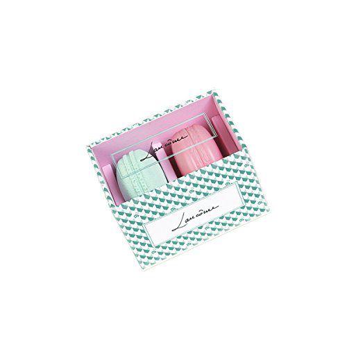 ランコムのスウィートマカロンブラッシュ&ブレンダー 01 ローズ 2.5gに関する画像1
