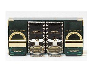 マーク ジェイコブス マーク ジェイコブス デイジー&デカダンス ミニチュアコレクション (4Pセット) 4ml×2/4ml×2 MARC JACOBS 香水の画像