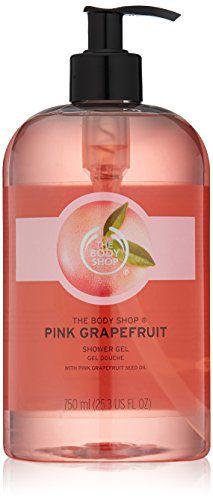 ザ・ボディショップのザ・ボディショップ THE BODY SHOP ピンクグレープフルーツシャワージェル 750ml [301163/463663]に関する画像1