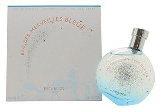 エルメス 送料無料 エルメス HERMES オーデメルヴェイユ ブルー オードトワレ EDT 50ml [ 香水 ]の画像