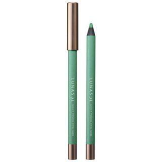 ルナソル シャイニーペンシルアイライナー EX07 Mint Green 限定 1.2gの画像