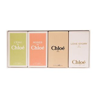 クロエ クロエ クロエ ミニチュア 4P セット (女性用香水)の画像