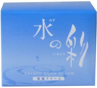 彩生舎 ナチュールアクアクリーム水の彩120gの画像