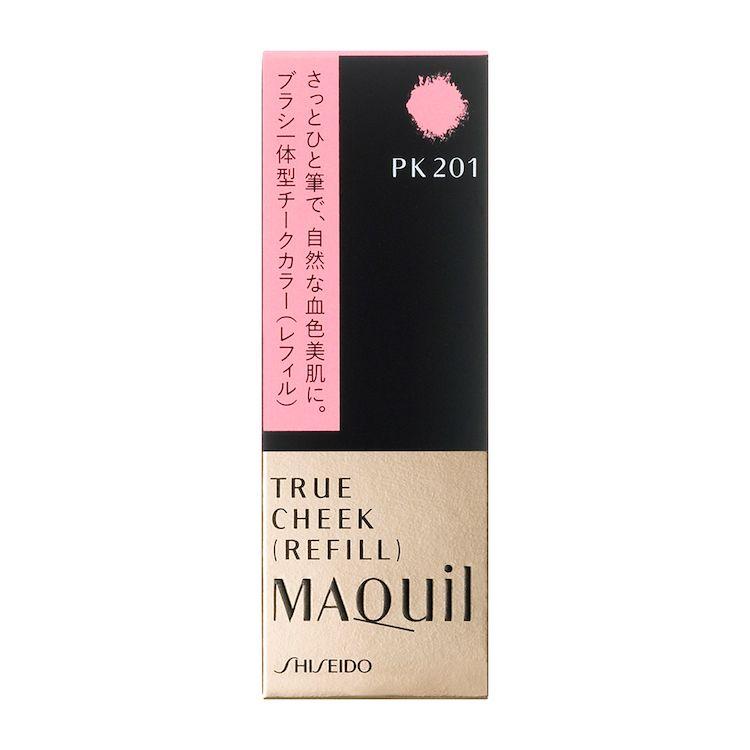 資生堂 マキアージュ トゥルーチーク PK201 (レフィル) 2gのバリエーション5