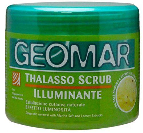 ジェオマールのジェオマール タラソスクラブ イルミナント   600g 【#レモン】 に関する画像1