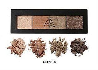 3CE アイシャドウ パレット SADDLE 2×4gの画像