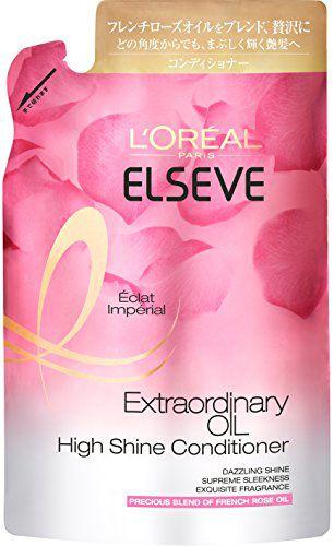 ロレアル パリのロレアルパリ エルセーヴ エクストラオーディナリー オイル エクラアンペリアル  艶髪コンディショナー(リフィル)に関する画像1