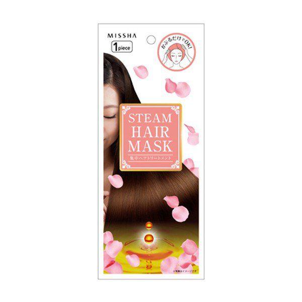ミシャのミシャ スチームヘアマスク 45gに関する画像1