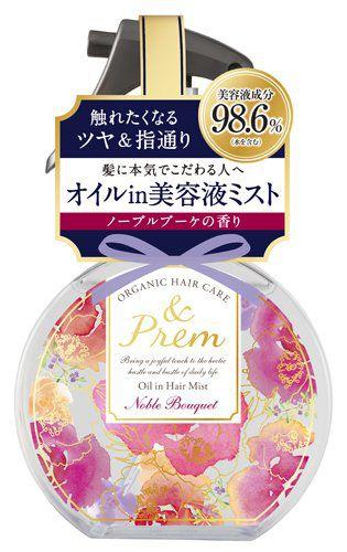 アンドプレム アンドプレム オイルインヘアミスト <ノーブルブーケの香り>の画像
