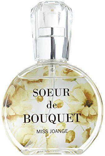 ミスジョアンジュ フレグランス ヘアオイル<ブルーミングローズの香り>のバリエーション2