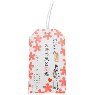 おいせさん おいせさん お浄め風呂恋塩(ロマンティック)の画像