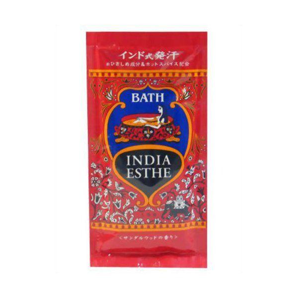 インドエステの入浴液 サンダルウッドの香り 1包 40mlに関する画像1