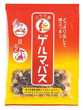 石澤研究所 石澤研究所 リラク泉 ゲルマバス 1包タイプの画像