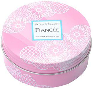 フィアンセ フレグランスボディクリーム ピュアシャンプーの香り 数量限定 100g の画像 0