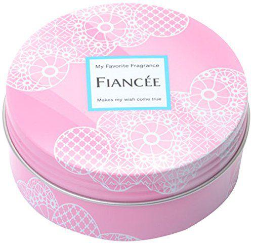 フィアンセのフレグランスボディクリーム ピュアシャンプーの香り 数量限定 100gに関する画像1