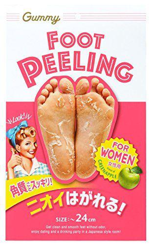 石澤研究所 石澤研究所 グミー フットピーリング FOR WOMENの画像