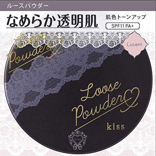 キス ルースパウダー ルーセント 9g SPF11 PA+ の画像 0