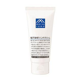 M-mark series 柚子(ゆず)ハンドクリームの画像