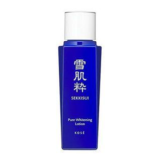 雪肌精 コーセー 雪肌粋 薬用美白化粧水 80ml ピュアホワイトニングローションの画像