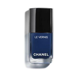 シャネル ヴェルニ ロング トゥニュ 624 ブルー トロンペール 13mlの画像