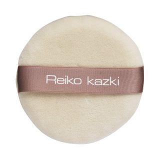 かづきれいこ かづきれいこ REIKO KAZKI パウダーパフ 直径9cmの画像
