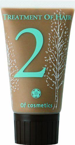 オブ・コスメティックス オブ・コスメティックス Of cosmetics トリートメントオブヘア 2 ミニサイズ 50g 白樺(バーチ)の香り の画像 0