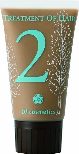 オブ・コスメティックス オブ・コスメティックス Of cosmetics トリートメントオブヘア 2 ミニサイズ 50g 白樺(バーチ)の香りの画像