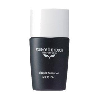 スター・オブ・ザ・カラー スター★オブ ザ カラー STAR OF THE COLOR ハイライト リキッドファンデーション SPF27 PA++ 30gの画像