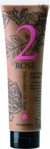 オブ・コスメティックス オブ・コスメティックス Of cosmetics トリートメント オブ ヘア・2-RO シットリ 本体(スタンダードサイズ) 210g ローズの香りの画像
