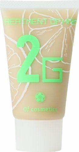 オブ・コスメティックス オブ・コスメティックス Of cosmetics トリートメントオブヘア・2-G ミニサイズ 50g グレープフルーツの香りの画像