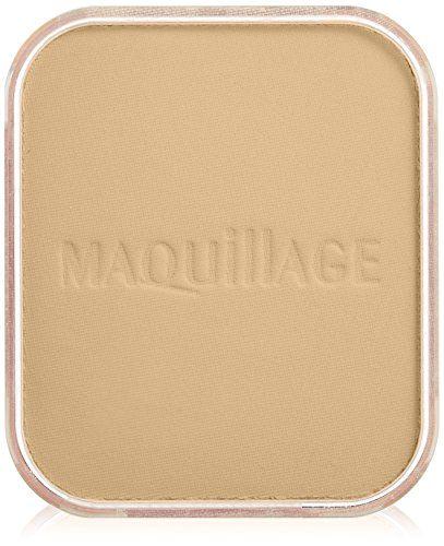マキアージュ MAQuillAGE ライティング ホワイトパウダリー UV SPF25 PA++ レフィル ベージュオークル20 10gのバリエーション3