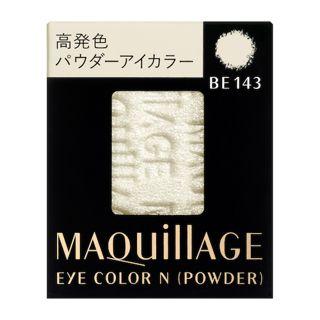 マキアージュ アイカラー N(パウダー) BE143 フラッシュカラー 【レフィル】 1.3gの画像