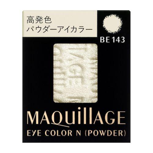 マキアージュのアイカラー N(パウダー) BE143 フラッシュカラー 【レフィル】 1.3gに関する画像1